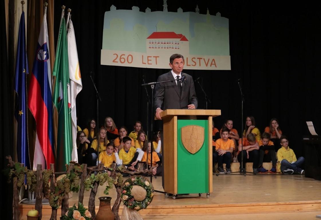 IPRIREDITEV OB 260-LETNICI ORGANIZIRANEGA ŠOLSTVA V VOLIČINI IN PRAZNIKU KRAJEVNE SKUPNOSTI VOLIČINA